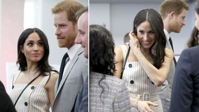 The Sussexes at the Commonwealth Youth Forum, 18 April 2018