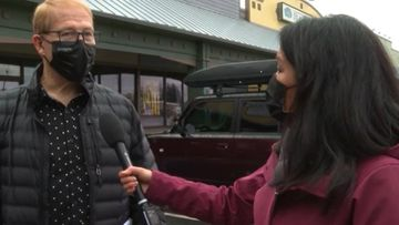 CNN's Kyung Lah visited the town of Sequim, Washington, where Mayor William Armacost is under scrutiny by residents.