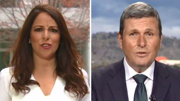 9NEWS Politics Editor Chris Uhlmann and Sharri Markson discuss news organisations influence during the leadership crisis.