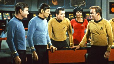 The original series of Star Trek aired from 1966 to 1969 and spawned a global phenomenon. (AAP)