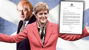 Scotland independence battle 'could derail Boris' amid tense stalemate