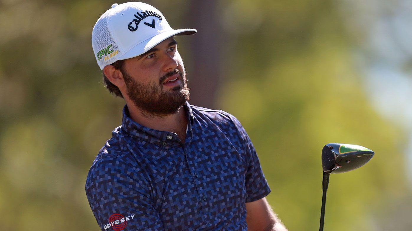 Australian Curtis Luck poised for big PGA Tour boost at Valspar Championship