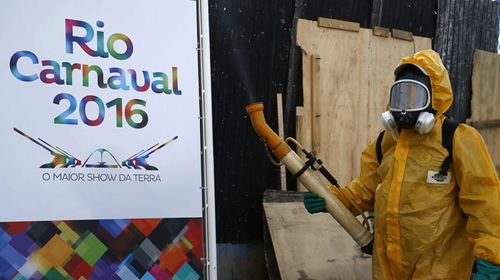 Zika virus: Australian athletes warned of risks at Rio Olympics