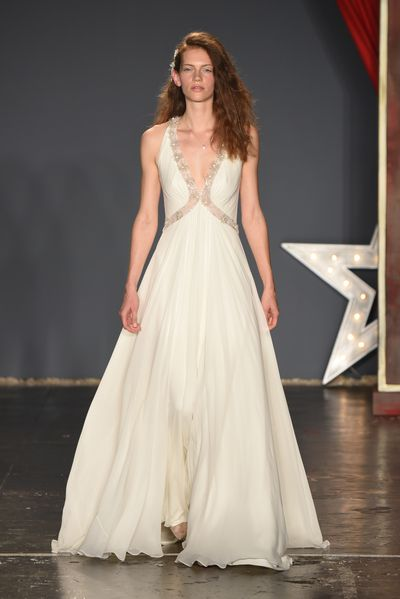 Jenny Packham, New York Bridal Fashion Week, 2017