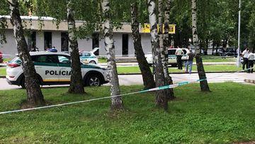 Slovakia school stabbing attack