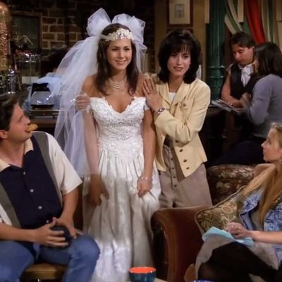 1. 'The Pilot' or 'The One Where Monica Gets A Roommate' (Season 1, Episode 1)