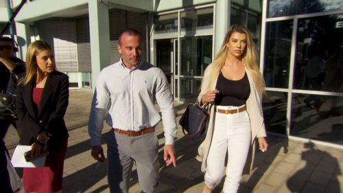 The couple have been ordered to undergo a psychiatric evaluation.