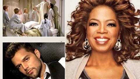 Oprah's epic plans for final season: Ricky Martin, Sound of Music reunion