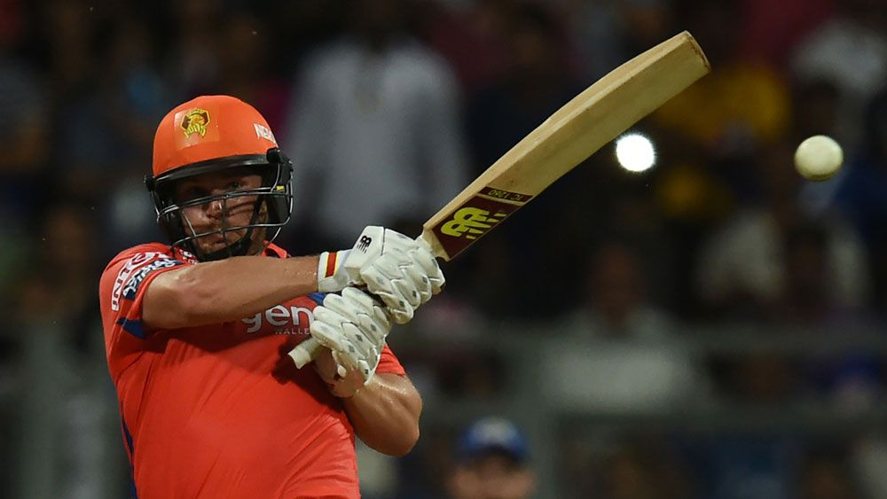 Finch steers Lions to IPL win