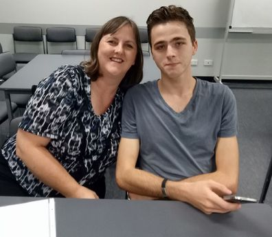 Mother and son epilepsy struggle