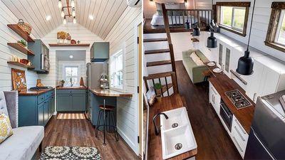 Tiny House Inspiration And Design Ideas