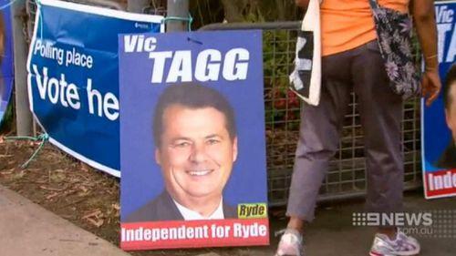 Candidate denies 'coward punching' Sydney mayor