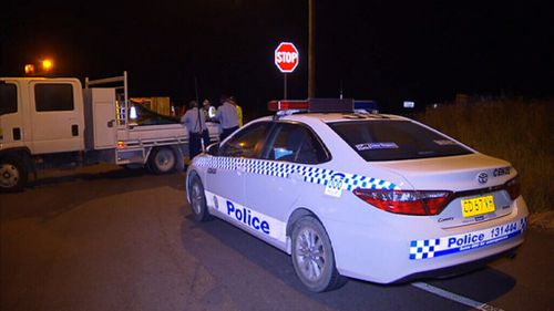 A police officer has died after his patrol car crashed in the Hunter Valley last night. (9NEWS)