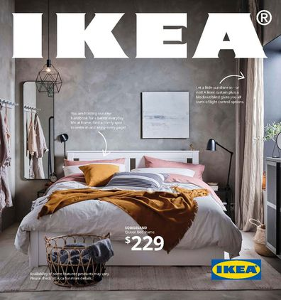 IKEA catalogue printed catalogue cancelled