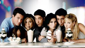 Celebrate the 25th anniversary of Friends with every episode now streaming on Stan.