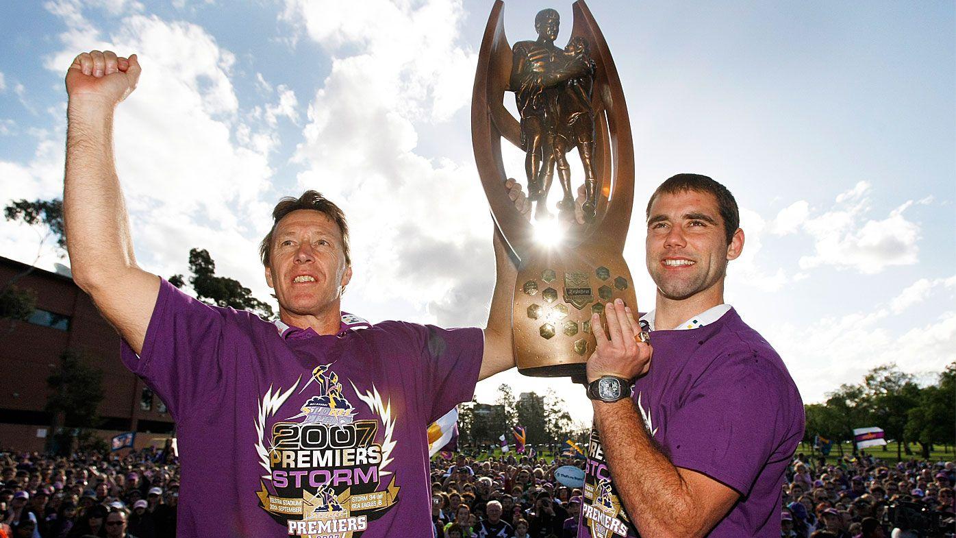 Melbourne Storm won't get titles back: NRL CEO Todd Greenberg