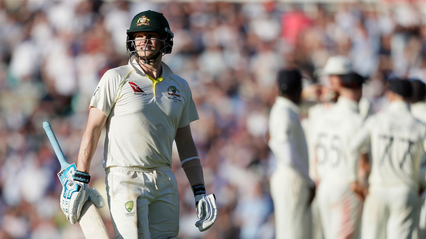 Smith heroics keeps Australia afloat once again in fifth Test