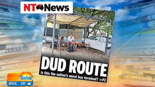 The age-old tabloid formula of a great picture and a cracker headline still works. (60 Minutes)