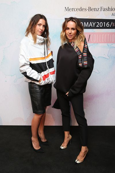 Creative Director of General Pants and socialite Pip Edwards and designer Claire Tregoning (both previously at sass & bide) will be presenting their label, P.E. Nation, for the first time at MBFWA.