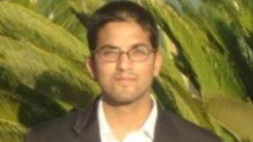 An image of Syed Farook believed to have been used on an online dating site. (Supplied)