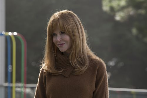 Nicole Kidman scored herself an Oscar nomination for Lion and an Emmy win for her role in Big Little Lies. (AAP)