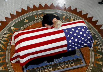 <strong>Senator McCain's funeral, August 30</strong><br>