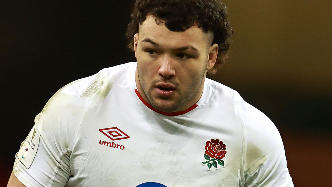 England rugby player Ellis Genge says he received death threats following Six Nations defeat by Wales