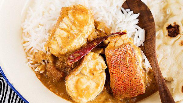 Marion Grasby's Sri Lankan fish curry
