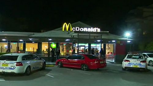 Emergency services were called to the scene about 12.30am. (9NEWS)