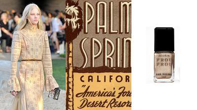 <p>Palm Springs</p>