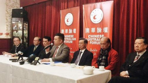 '#SayNoToPauline': Chinese community rally against Hanson's 'racist' ideas
