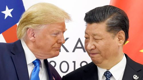 Markets tumble on growing tariffs rift after Trump demands US companies pull out of China