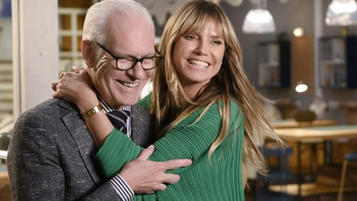 Heidi Klum is on a mission to find the next top designer in 'Making The Cut'.