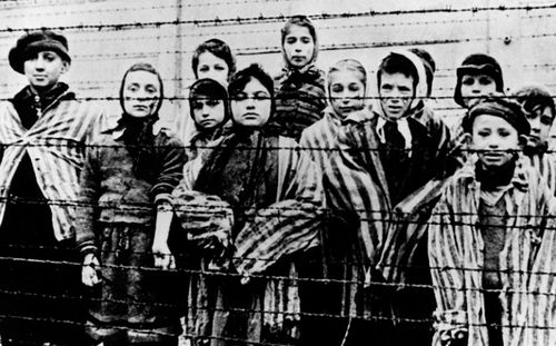 Millions of children were among the victims of the Holocaust.