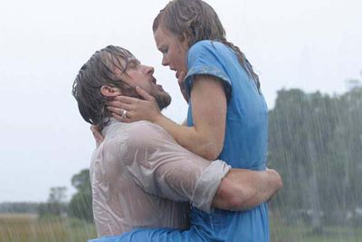 The sweet-as-pie pair left us in a bawling mess as the super-romantic couple in <i>The Notebook</i>...