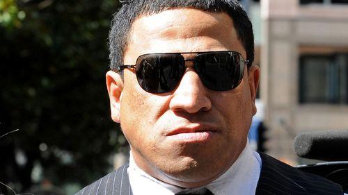 John Hopoate fined $1500 for fruit shop assault