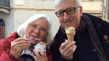 Winnifred Rosser Aussie stuck in Italy's second coronavirus lockdown
