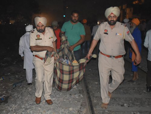 Police Commissioner S. S. Srivastava said the police have found 58 bodies so far.