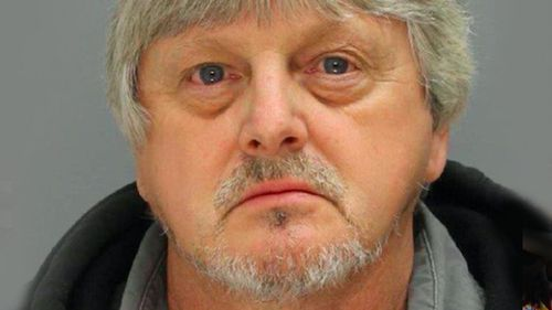 Carl Rodgers has been charged with the murder of his wife, Debra. (AP)