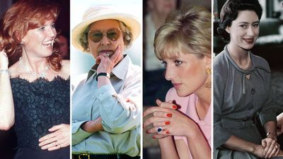 A closer look at the engagement rings of the British Royal Family