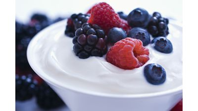 <strong>6. Low-fat yoghurt</strong>