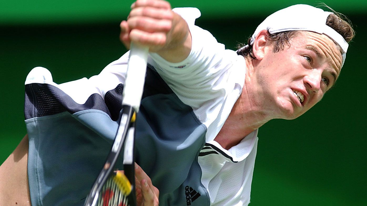 Another loss for tennis prodigy Todd Reid's family as father, Bob, passes away