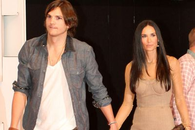 In 2005, Demi married her toyboy Ashton Kutcher and we'll be honest, TheFIX thought they were one cute and pretty loved-up couple.<br/><br/>That was until Ashton was exposed as a cheat and they divorced in 2012 in what might be one of the messiest splits in Hollywood.  <br/>