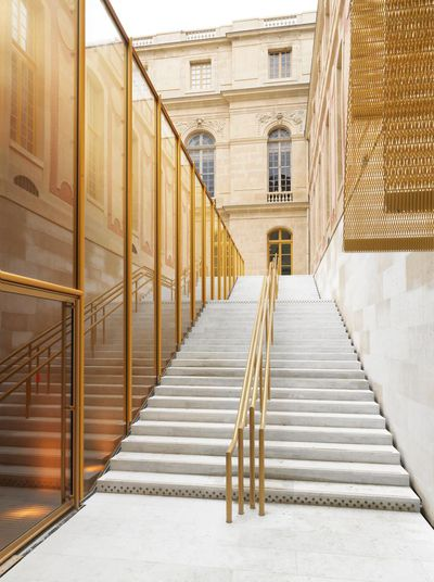 <strong>Refurbishment of the Pavilion Dufour Château De Versailles by Dominique Perrault Architecte</strong>