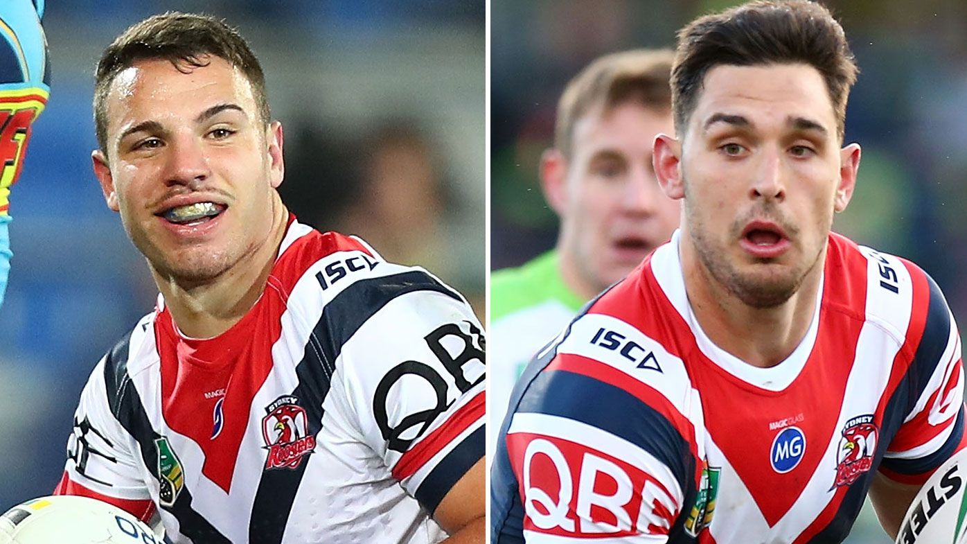 Sydney Roosters could be forced to look to youth to replace Cooper Cronk