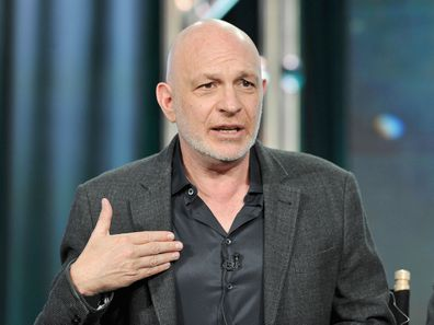Screenwriter Akiva Goldsman speaks onstage during the WGN America Winter 2016 TCA Panel at The Langham Huntington Hotel and Spa on January 8, 2016 in Pasadena, California.