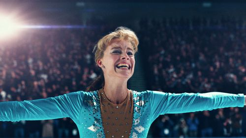 Robbie is nominated for her role in I, Tonya. (AAP)