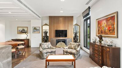 Melbourne's most expensive one-bedroom flat up for $1.8 million