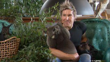 A look inside the home of Australia's wackiest wildlife warrior