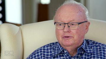 Graham Richardson hopes his son will become prime minister